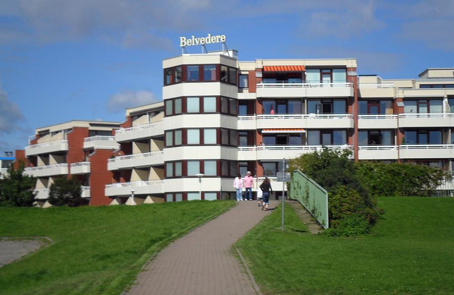 Belvedere – Ferienwohnungen Stammschroer in Grömitz an